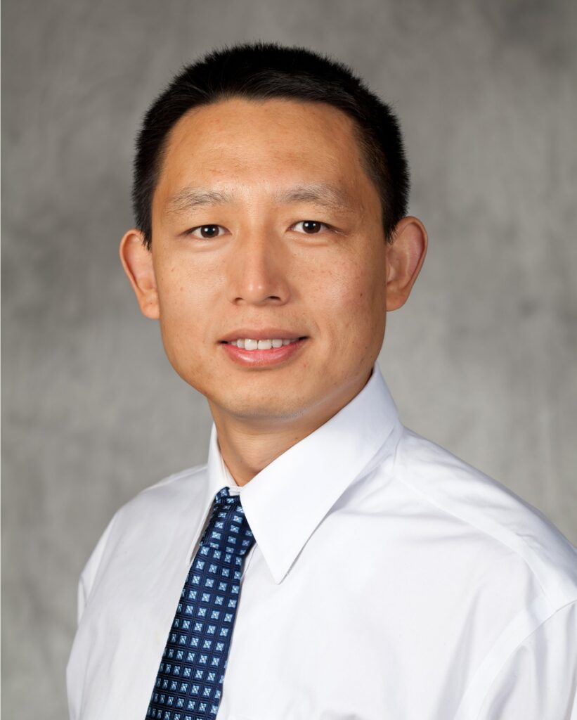 Professional headshot of John (Xuefeng) Jiang, Plante Moran Faculty Fellow and Professor of accounting and information systems.